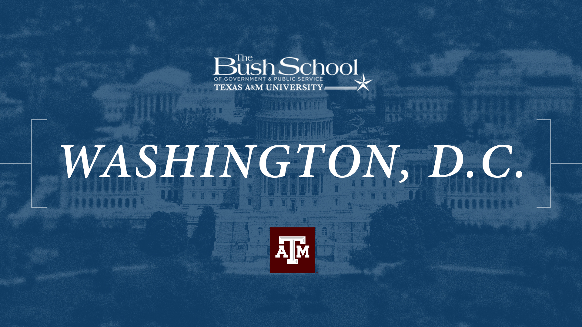 Texas A&M teaching site bolsters legacy of Bush 41 in D.C.